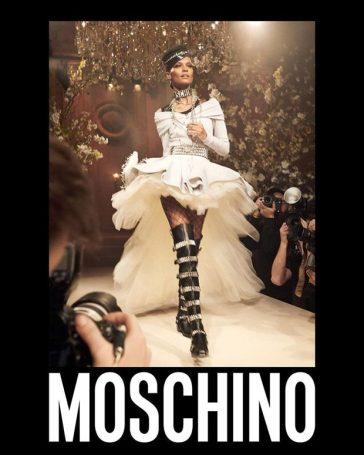 Moschino Spring 2018 Campaign-4