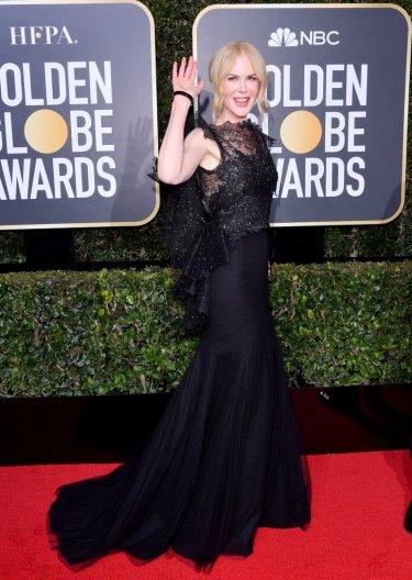 Nicole Kidman in Givenchy-4