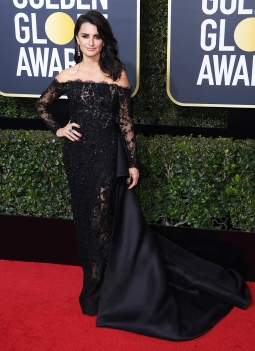 75th Annual Golden Globe Awards, Arrivals, Los Angeles, USA - 07 Jan 2018