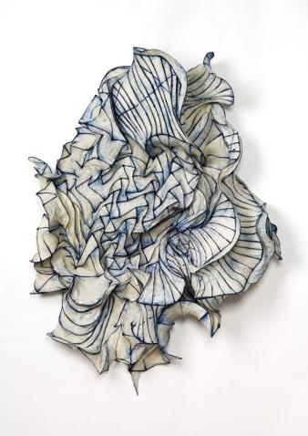 Peter Gentenaar Paper Sculpture-1