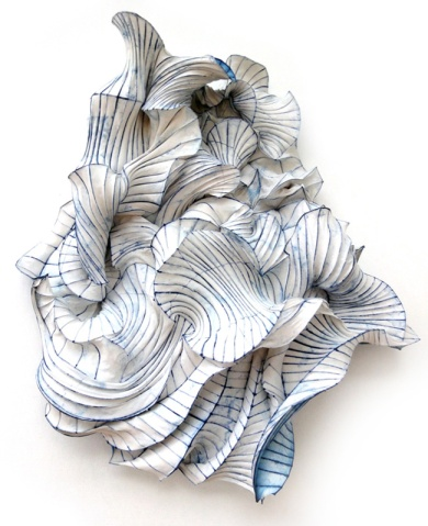 Peter Gentenaar Paper Sculpture-2