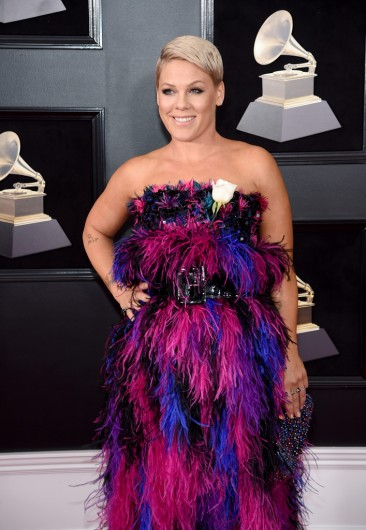 Pink in Armani Privé Fall 2015 Couture-1