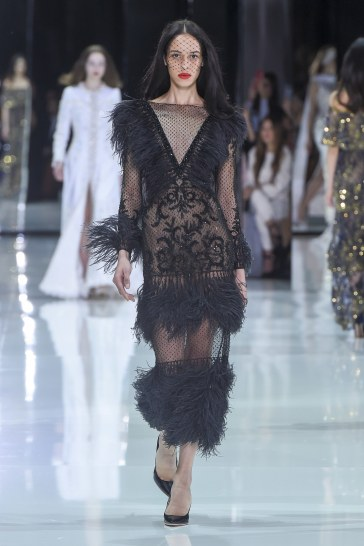 Ralph & Russo Spring 2018 Couture Look 51
