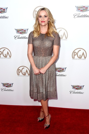 Reese Witherspoon in Dolce & Gabbana