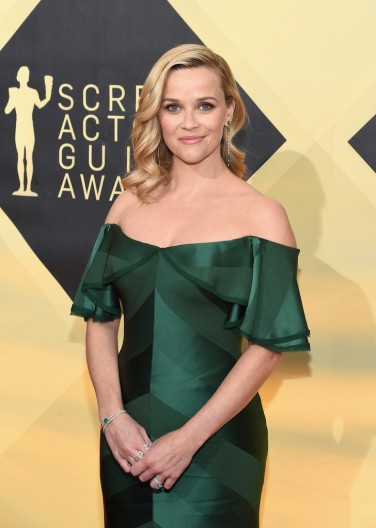 Reese Witherspoon in Zac Posen Pre-Fall 2018-1