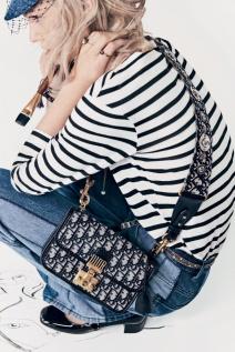 Sasha Pivovarova for Dior Spring 2018 Campaign-1