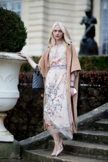 Sasha Pivovarova in Dior-1