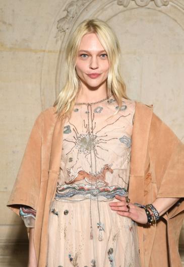 Sasha Pivovarova in Dior-3