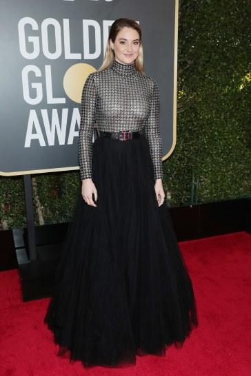Shailene Woodley in Ralph Lauren Fall 2017