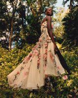 Shanelle Nyasiase for Alexander McQueen Spring 2018 Campaign-12