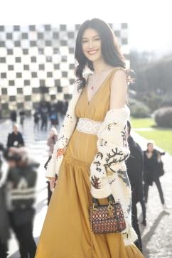 Sui He in Dior Resort 2018-1