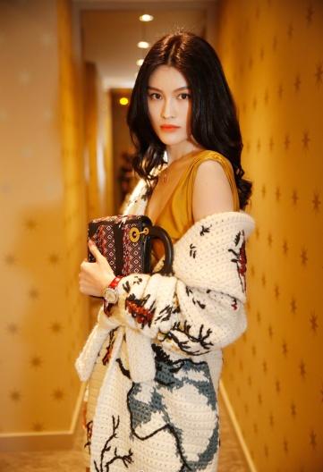 Sui He in Dior Resort 2018-4