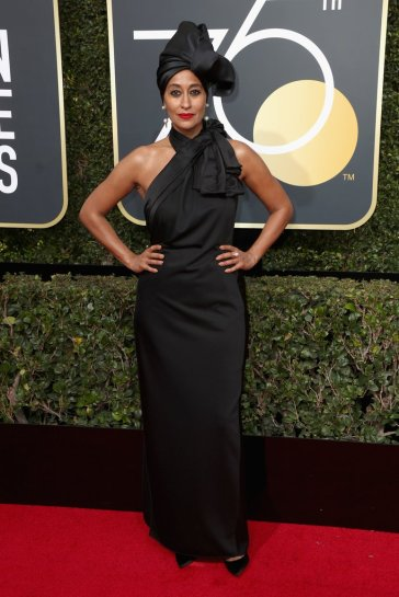 Tracee Ellis Ross in Marc Jacobs Spring 2018