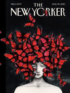 2010: The New Yorker x Alexander McQueen