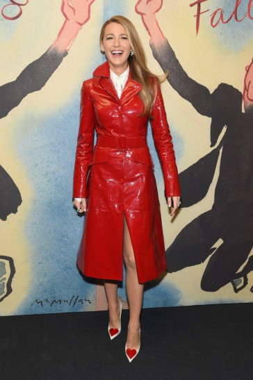 Blake Lively in Michael Kors Pre-Fall 2018-1