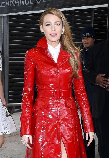 Blake Lively in Michael Kors Pre-Fall 2018-4