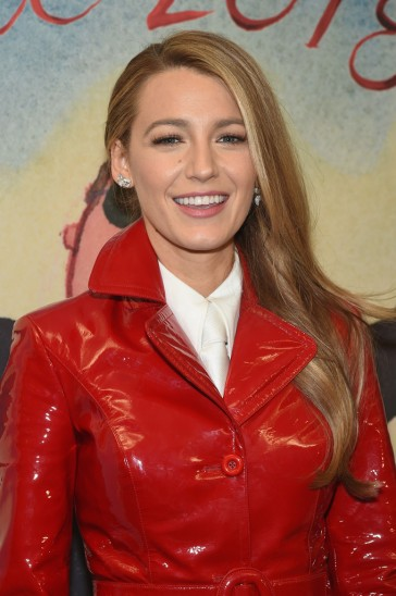 Blake Lively in Michael Kors Pre-Fall 2018