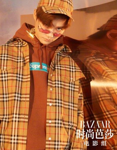 Chris Lee for Harper's Bazaar China March 2018-4