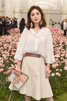 Ella Chen in Tory Burch Spring 2018-5