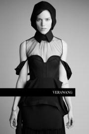 Freja Beha Erichsen for Vera Wang Spring 2018 Campaign-1