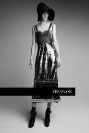 Freja Beha Erichsen for Vera Wang Spring 2018 Campaign-2