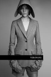 Freja Beha Erichsen for Vera Wang Spring 2018 Campaign-3
