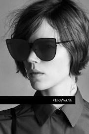Freja Beha Erichsen for Vera Wang Spring 2018 Campaign-5
