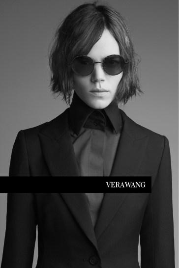 Freja Beha Erichsen for Vera Wang Spring 2018 Campaign-7