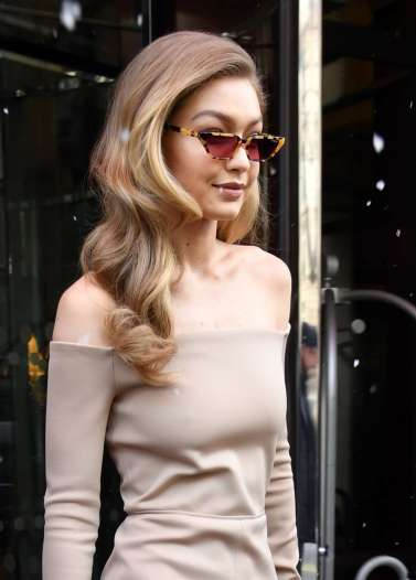 Gigi Hadid in Fendi Fall 2018-5
