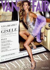2008: Vanity Fair x Gisele Bundchen