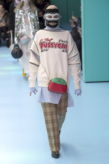 Gucci Fall 2018 Look 12