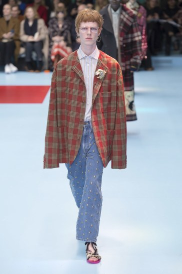 Gucci Fall 2018 Look 25
