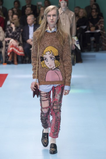 Gucci Fall 2018 Look 38