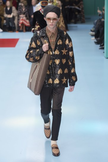 Gucci Fall 2018 Look 51