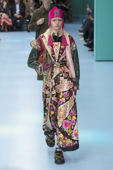 Gucci Fall 2018 Look 52