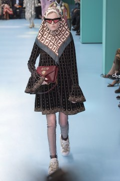 Gucci Fall 2018 Look 6