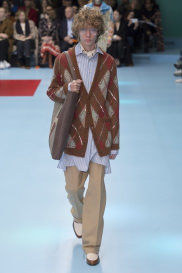 Gucci Fall 2018 Look 77