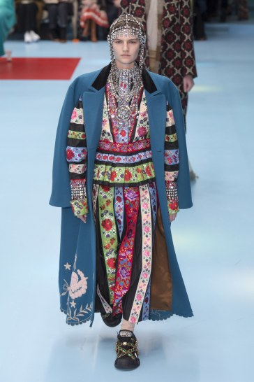 Gucci Fall 2018 Look 78