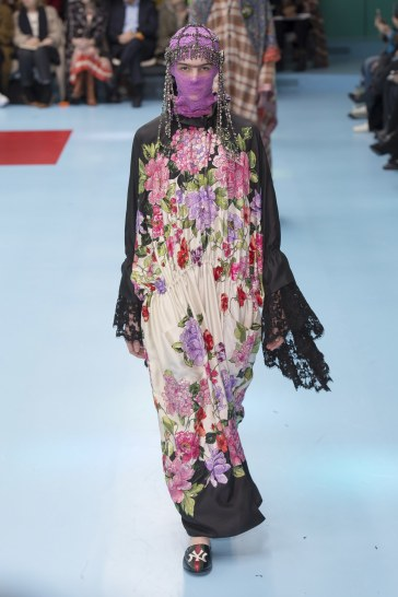 Gucci Fall 2018 Look 86