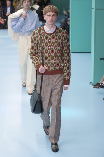 Gucci Fall 2018 Look 87
