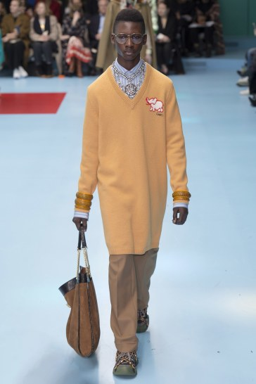 Gucci Fall 2018 Look 89