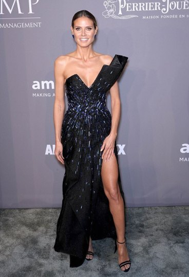 Heidi Klum in Zuhair Murad Spring 2017 Couture-3