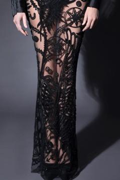 Jean-Louis Sabaji Spring 2018 Couture Look 1-2