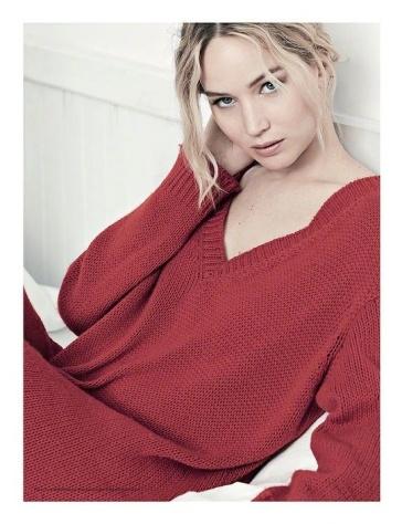 Jennifer Lawrence for Dior Magazine No.22-3