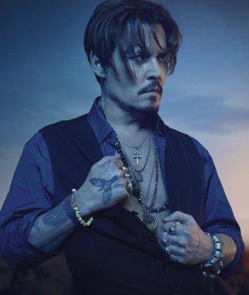 Johnny Depp Dior Sauvage 2018 Campaign-1