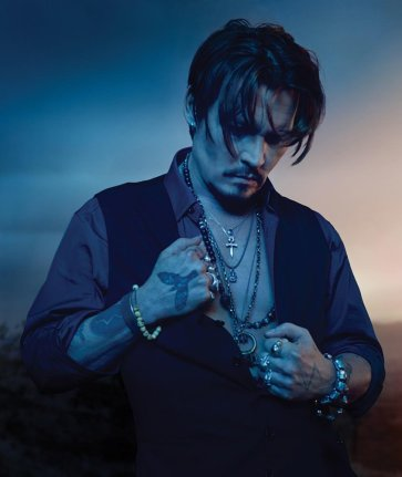 Johnny Depp Dior Sauvage 2018 Campaign-2