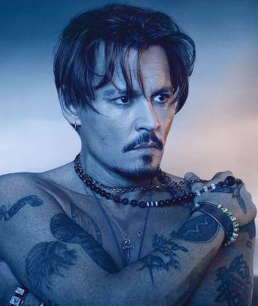 Johnny Depp Dior Sauvage 2018 Campaign-3