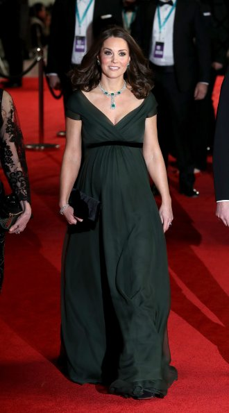 Kate Middleton in Jenny Packham-2