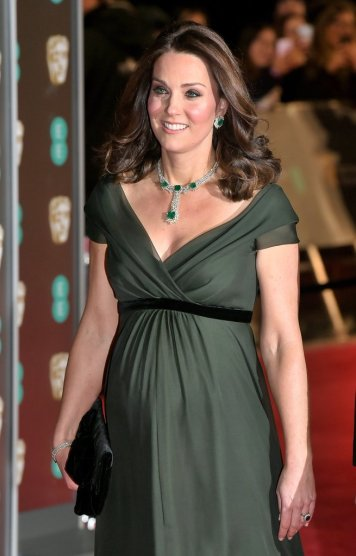 Kate Middleton in Jenny Packham-8