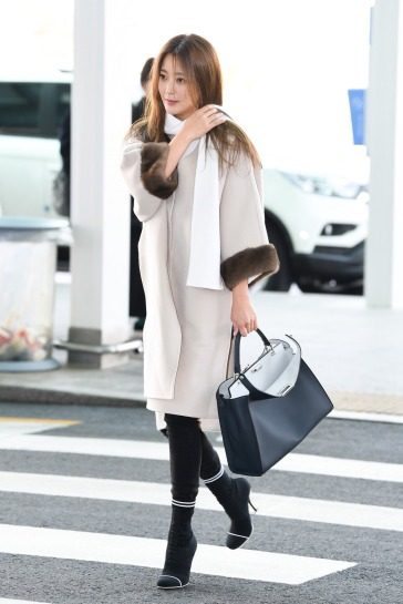 Kim Hee-Seon in Fendi-1